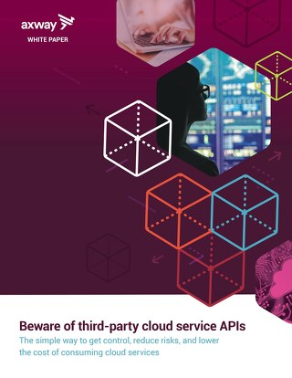 Beware of third-party cloud service APIs