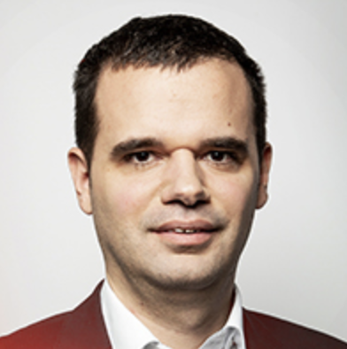 Jacques Pütz, LUXHUB CEO