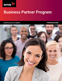 Axway Business Partner Program Guide