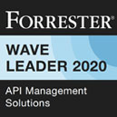 Forrester Wave Leader 2020 - API Management Solutions